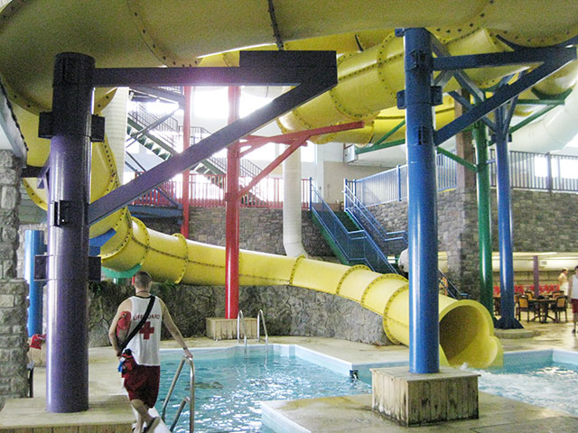 Castle Rock Water Park In Branson Mo Gallons Of Family