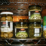 Capers, mushrooms and more