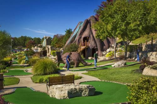 Thousand Hills Resort Cabins Champions Resort Sunset