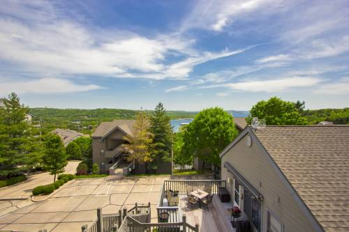 Treehouse Condos Branson Condo Rentals Sunset Nightly
